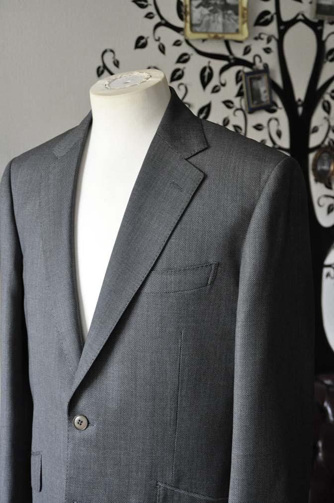 DSC0487-5 お客様のスーツの紹介-Biellesiグレーバーズアイスーツ-
