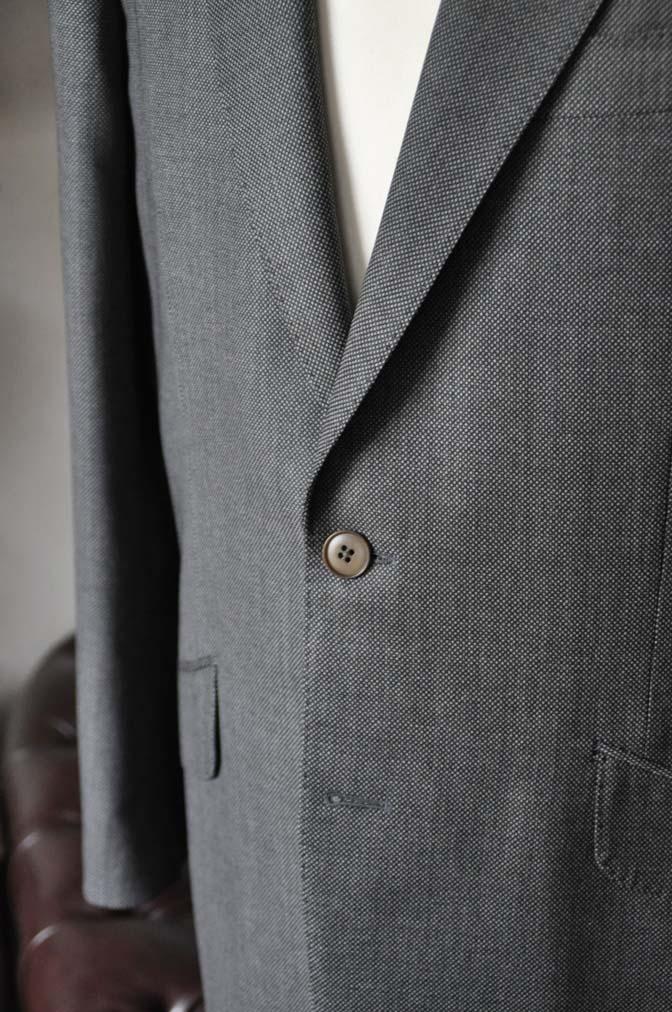 DSC0489-6 お客様のスーツの紹介-Biellesiグレーバーズアイスーツ-