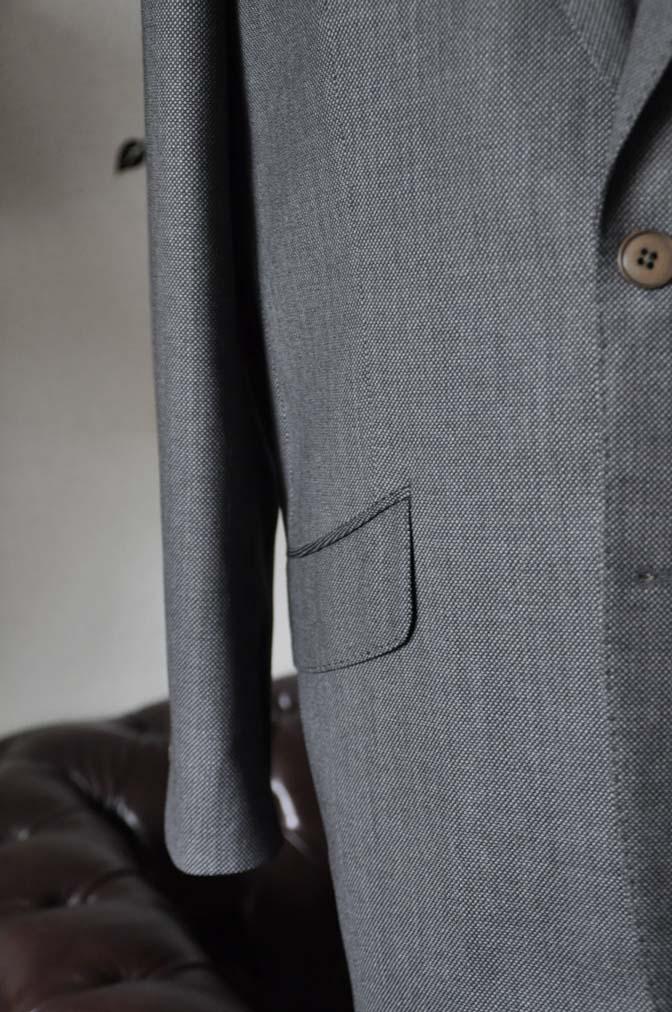 DSC0490-7 お客様のスーツの紹介-Biellesiグレーバーズアイスーツ-