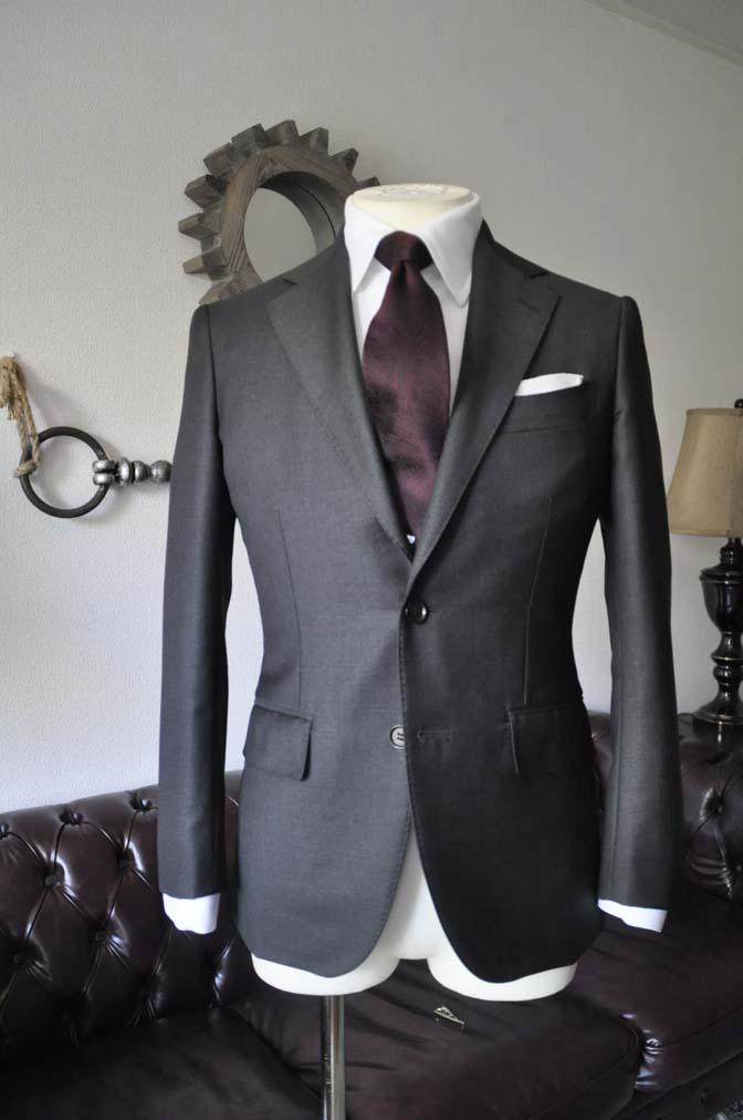 DSC0524-1 お客様のスーツの紹介 名古屋の完全予約制オーダースーツ専門店DEFFERT