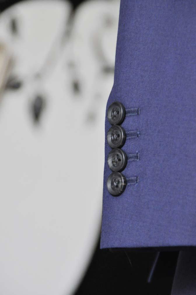 DSC0540-4 お客様のウエディング衣装の紹介- Biellesiネイビースーツ グレーバーズアイベスト-