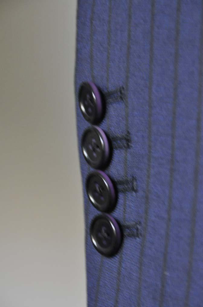 DSC0546-1 お客様のスーツの紹介- Biellesi ネイビーストライプ-