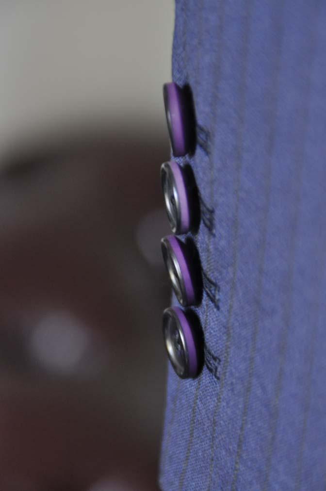 DSC0547-1 お客様のスーツの紹介- Biellesi ネイビーストライプ-