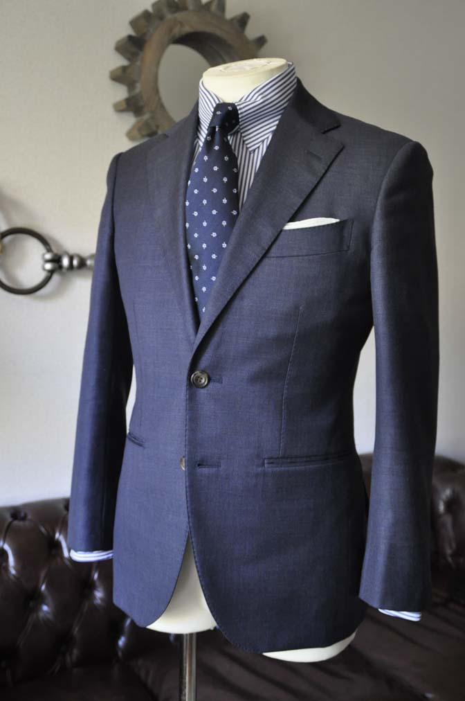 DSC0557-2 お客様のスーツの紹介 名古屋の完全予約制オーダースーツ専門店DEFFERT