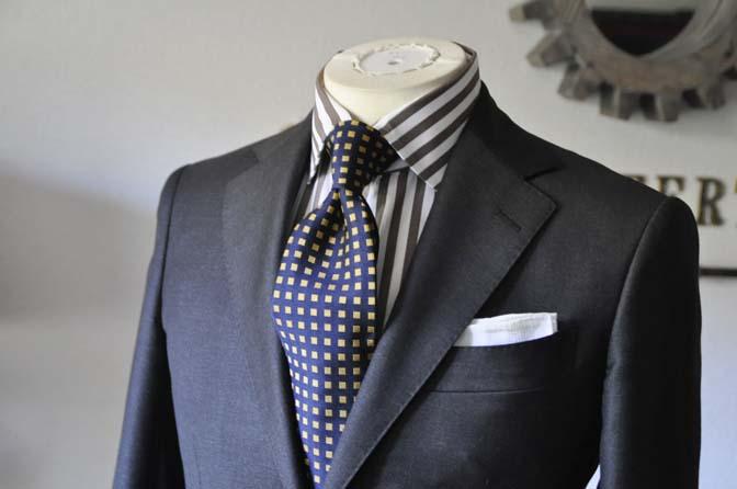 DSC0593-2 お客様のスーツの紹介 名古屋の完全予約制オーダースーツ専門店DEFFERT