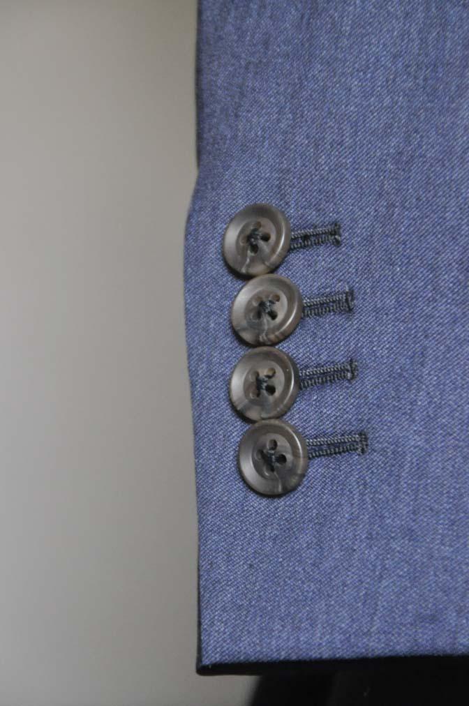 DSC0593-4 お客様のウエディング衣装の紹介-Biellesi ネイビースーツ グレーチェックベスト-