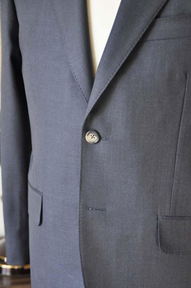 DSC0615-2 お客様のスーツの紹介-Biellesi 無地ネイビー-