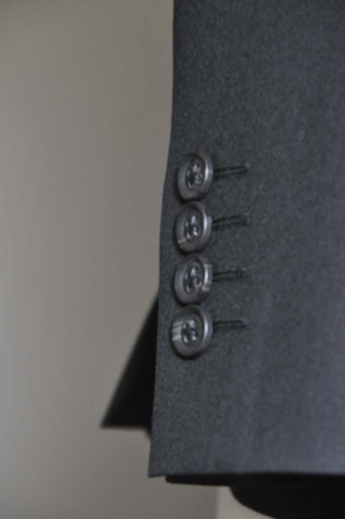 DSC0617-2 お客様のスーツの紹介-ブラックスーツ- 名古屋の完全予約制オーダースーツ専門店DEFFERT