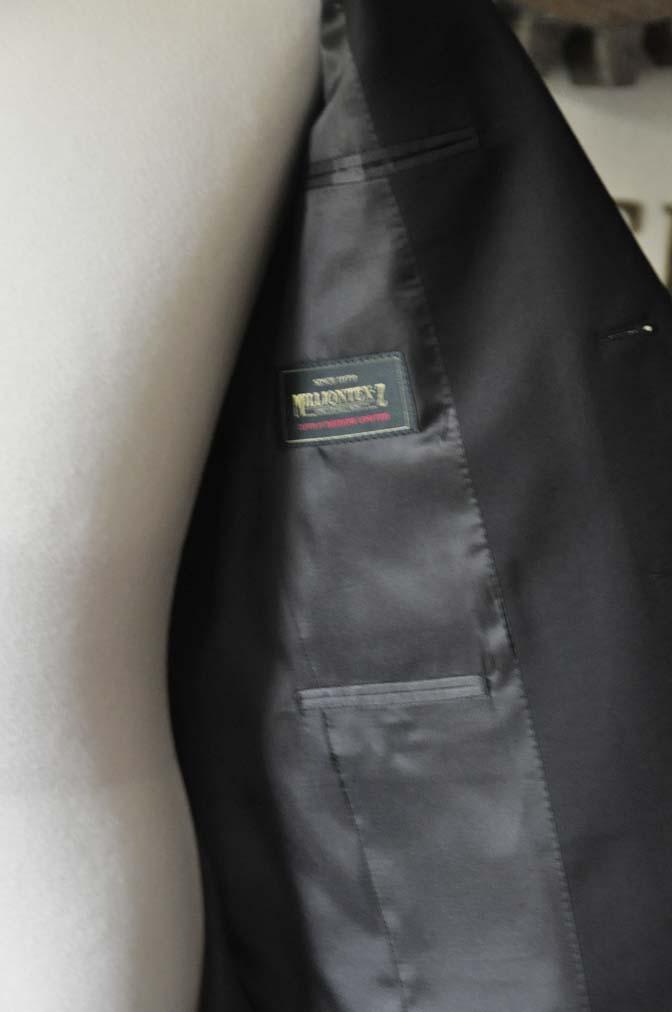 DSC0619-2 お客様のスーツの紹介-ブラックスーツ- 名古屋の完全予約制オーダースーツ専門店DEFFERT