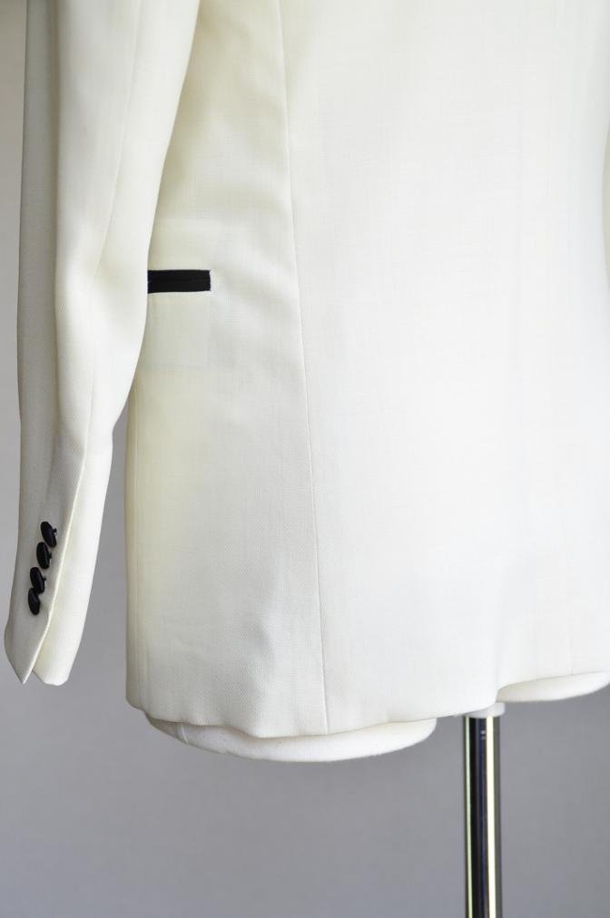 DSC06551 オーダースーツ-ホワイトタキシード- 名古屋の完全予約制オーダースーツ専門店DEFFERT