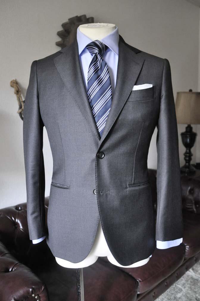 DSC0658-3 お客様のスーツの紹介 名古屋の完全予約制オーダースーツ専門店DEFFERT