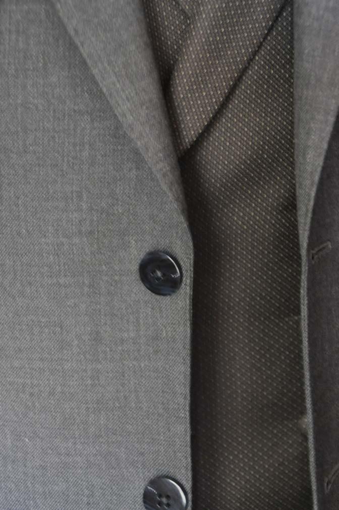 DSC0682-2 お客様のウエディング衣装の紹介-DARROWDALE グレースーツ ブラウンダブル襟付きベスト-