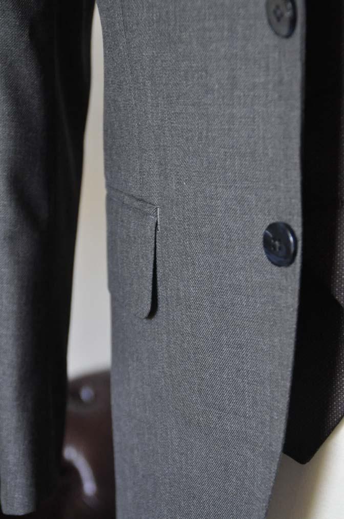 DSC0683-1 お客様のウエディング衣装の紹介-DARROWDALE グレースーツ ブラウンダブル襟付きベスト-