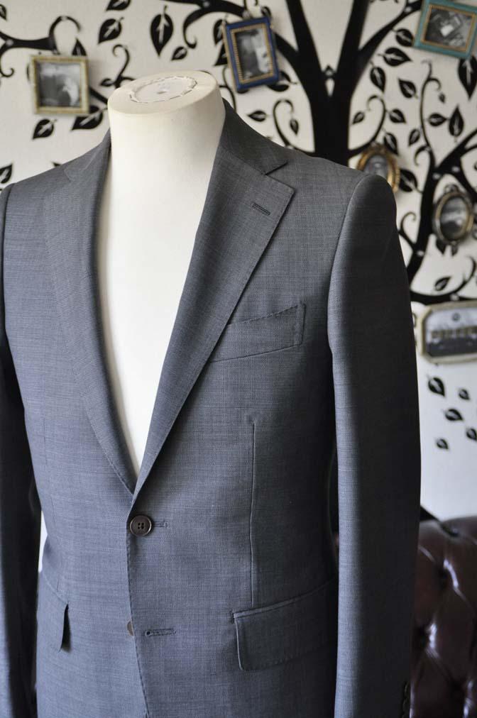 DSC0690-3 お客様のスーツの紹介-Biellesiグレースーツ-