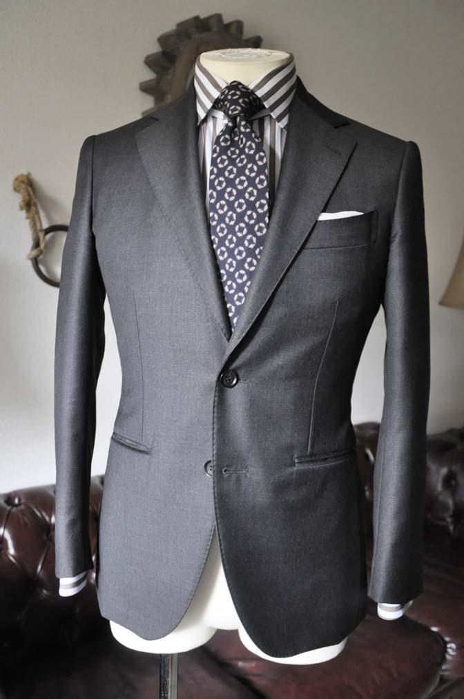 DSC0692-2 お客様のスーツの紹介 名古屋の完全予約制オーダースーツ専門店DEFFERT