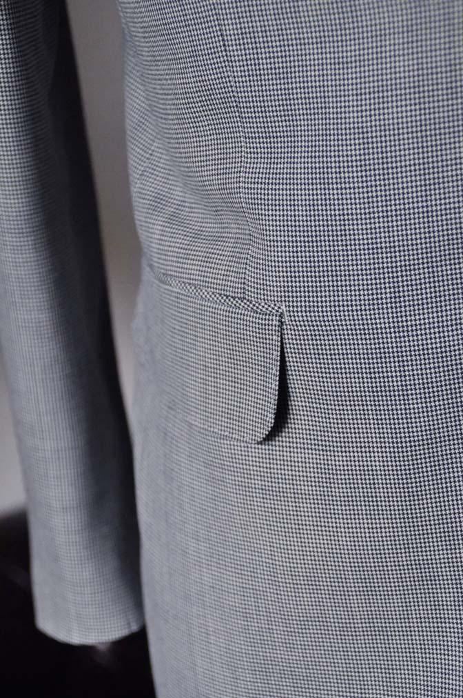 DSC0712-1 お客様のスーツの紹介- DARROWDALE千鳥格子スーツ-