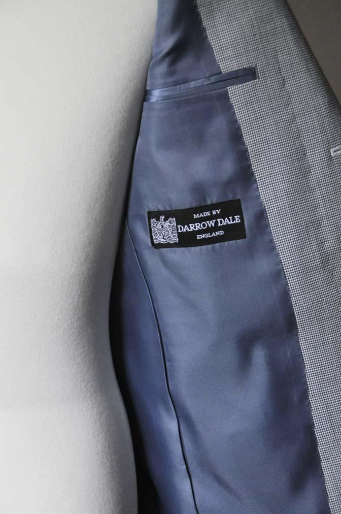 DSC0716-2 お客様のスーツの紹介- DARROWDALE千鳥格子スーツ-