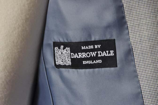 DSC0718-1 お客様のスーツの紹介- DARROWDALE千鳥格子スーツ-
