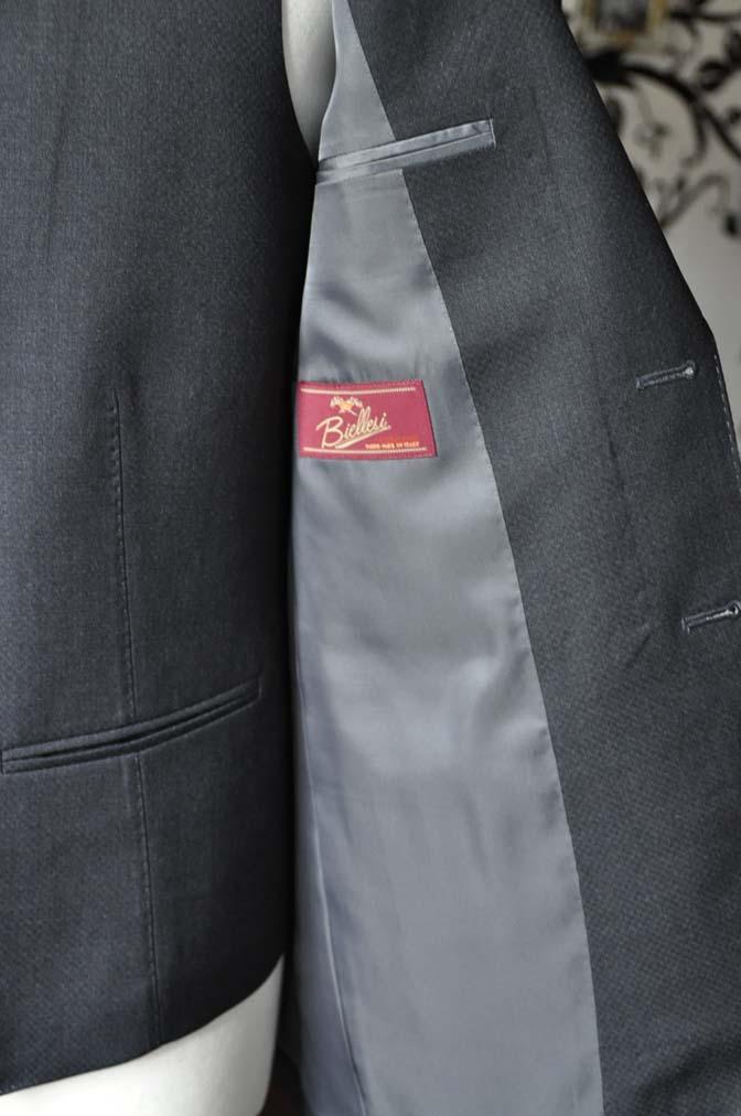 DSC0731-4 オーダースーツの紹介-Biellesiグレースリーピース- 名古屋の完全予約制オーダースーツ専門店DEFFERT