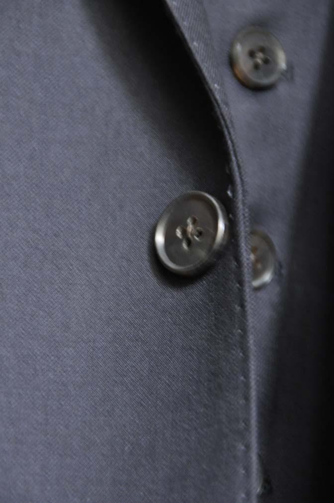DSC0748-2 お客様のスーツの紹介- CAVENDISH ダークネイビー スリーピース-