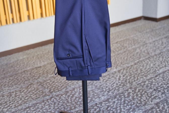 DSC07549 オーダースーツの紹介-CANONICOネイビースーツ-