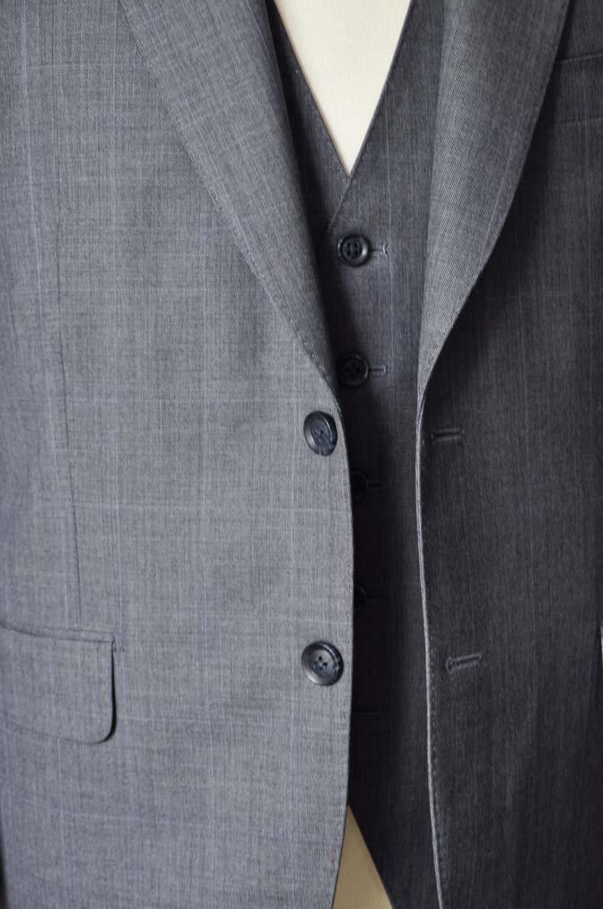 DSC0756-3 オーダースーツの紹介-Biellesi 無地グレースリーピース- 名古屋の完全予約制オーダースーツ専門店DEFFERT