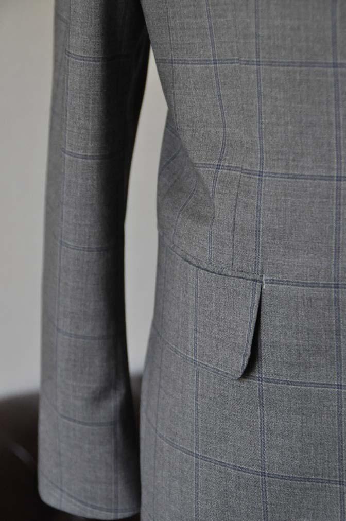 DSC0783-1 お客様のスーツの紹介- Biellesi グレーウィンドペン-
