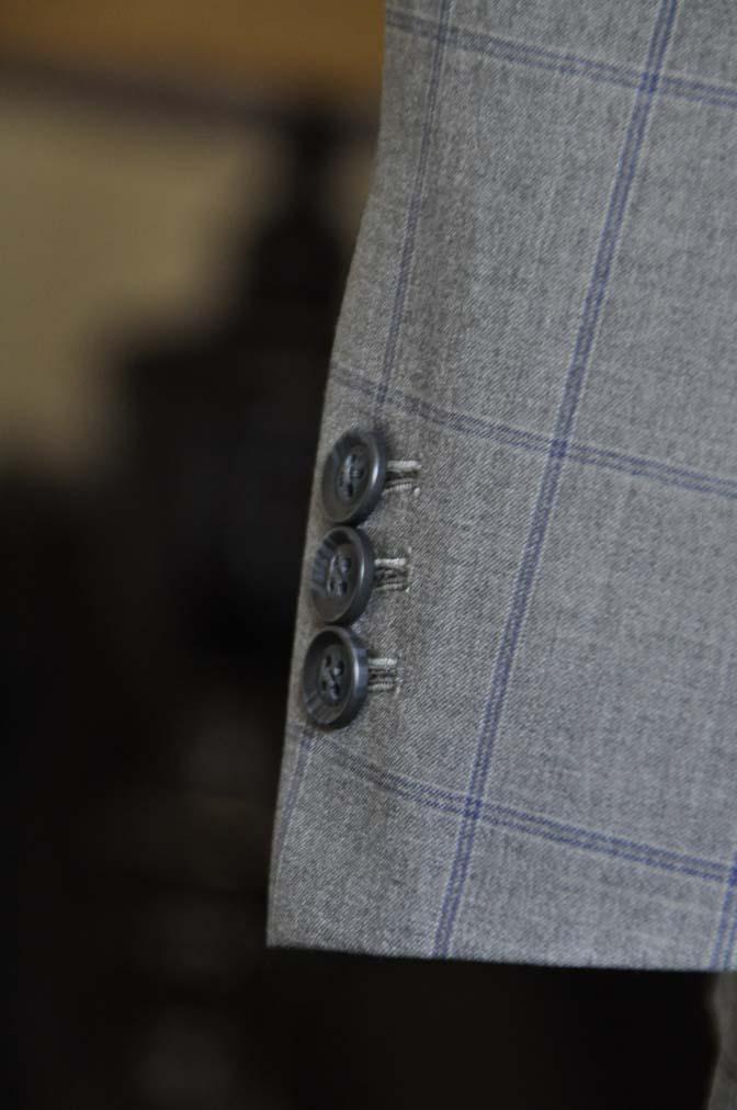 DSC0785-1 お客様のスーツの紹介- Biellesi グレーウィンドペン-