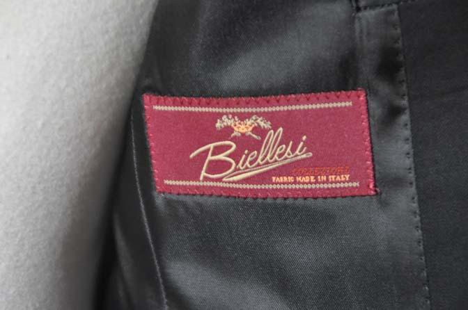 DSC0796-2 お客様のスーツの紹介- Biellesi ブラックスーツ-