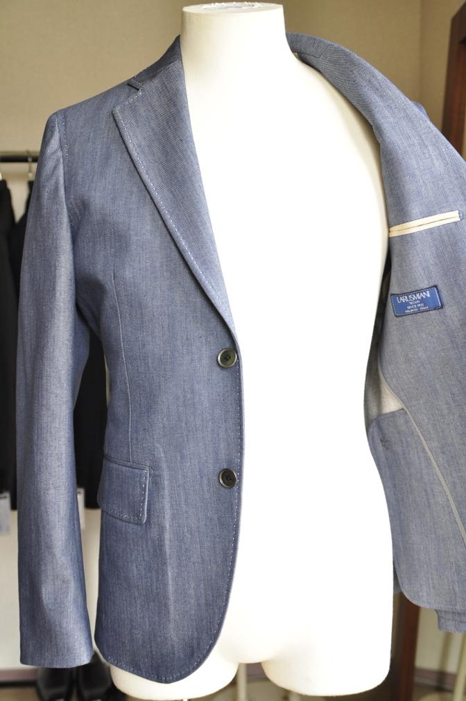 DSC0803 お客様のジャケットの紹介・デニムジャケット