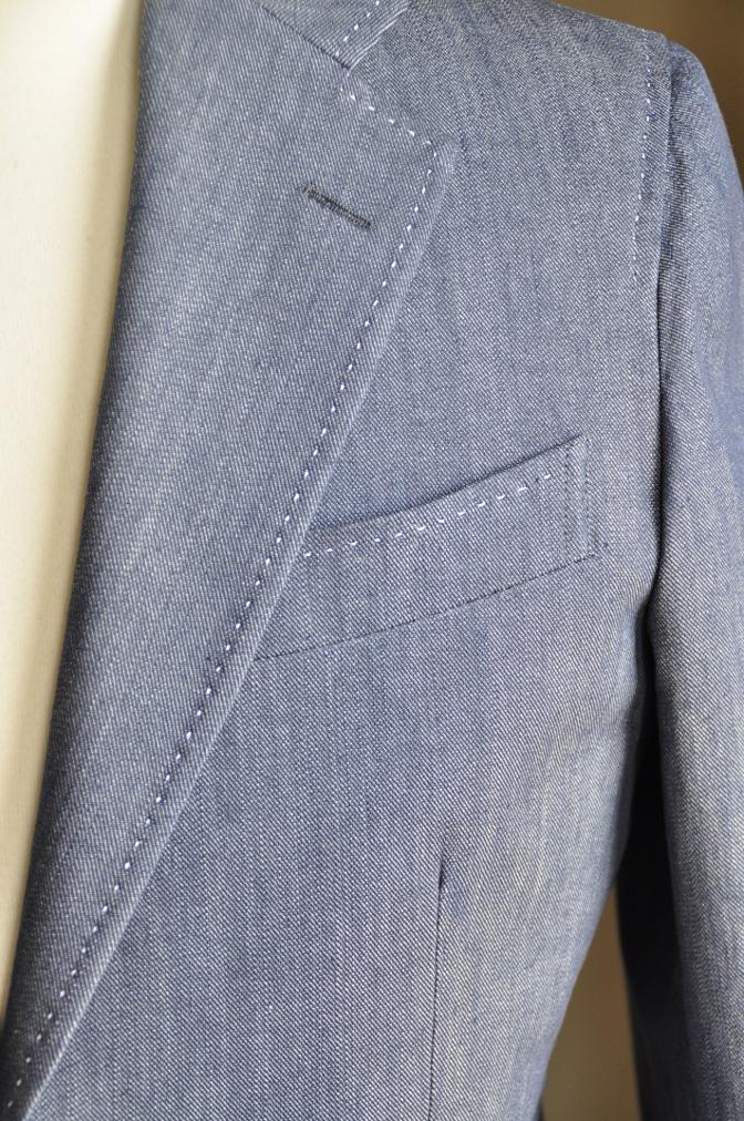 DSC0807 お客様のジャケットの紹介・デニムジャケット