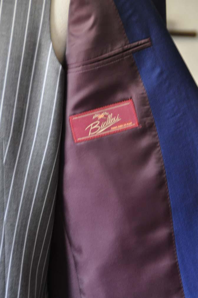 DSC0814-2 お客様のウエディング衣装の紹介-Biellesi ネイビースーツ グレーストライプベスト-DSC0814-2 お客様のウエディング衣装の紹介-Biellesi ネイビースーツ グレーストライプベスト- 名古屋市のオーダータキシードはSTAIRSへ