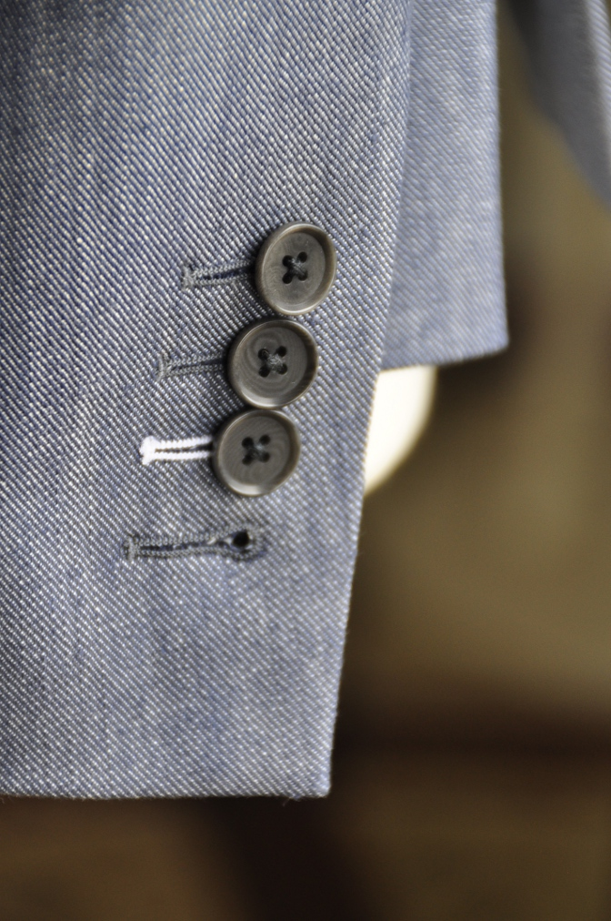 DSC08141 お客様のジャケットの紹介・デニムジャケット