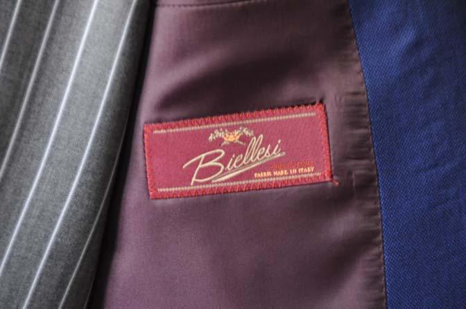 DSC0815-2 お客様のウエディング衣装の紹介-Biellesi ネイビースーツ グレーストライプベスト-DSC0815-2 お客様のウエディング衣装の紹介-Biellesi ネイビースーツ グレーストライプベスト- 名古屋市のオーダータキシードはSTAIRSへ