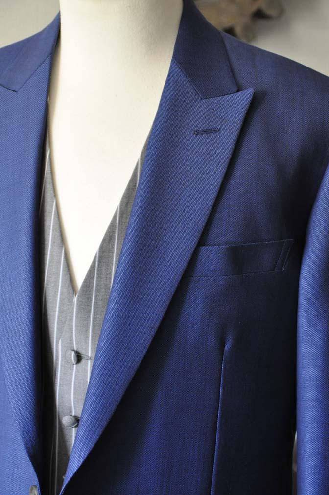DSC0817-2 お客様のウエディング衣装の紹介-Biellesi ネイビースーツ グレーストライプベスト-DSC0817-2 お客様のウエディング衣装の紹介-Biellesi ネイビースーツ グレーストライプベスト- 名古屋市のオーダータキシードはSTAIRSへ
