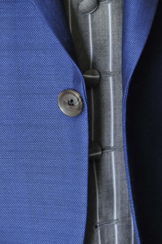 DSC0822-2 お客様のウエディング衣装の紹介-Biellesi ネイビースーツ グレーストライプベスト-DSC0822-2 お客様のウエディング衣装の紹介-Biellesi ネイビースーツ グレーストライプベスト- 名古屋市のオーダータキシードはSTAIRSへ