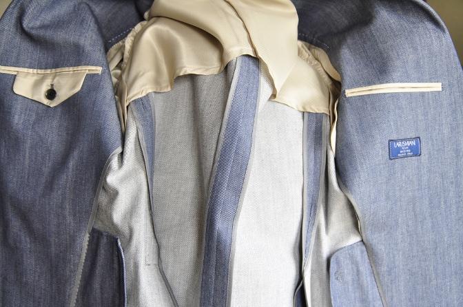 DSC08231 お客様のジャケットの紹介・デニムジャケット