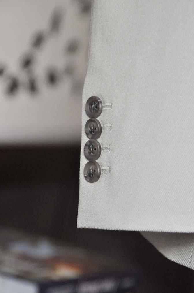 DSC0827-3 お客様のウエディング衣装の紹介- 御幸毛織 無地ベージュスーツ ブラウンベスト-DSC0827-3 お客様のウエディング衣装の紹介- 御幸毛織 無地ベージュスーツ ブラウンベスト- 名古屋市のオーダータキシードはSTAIRSへ