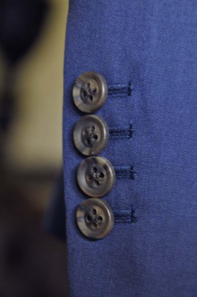DSC0856-2 お客様のウエディング衣装の紹介-Biellesi ネイビースーツ ストライプベスト-