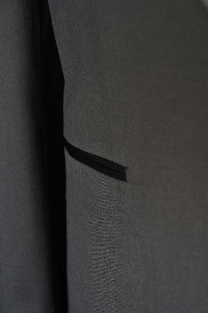 DSC0880-2 お客様のタキシードの紹介- Biellesiブラックショールカラータキシード-