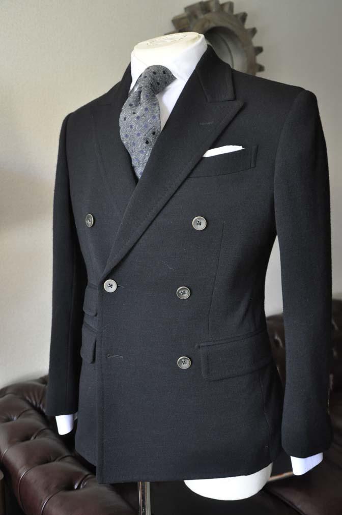 DSC0914-1 お客様のスーツの紹介 名古屋の完全予約制オーダースーツ専門店DEFFERT