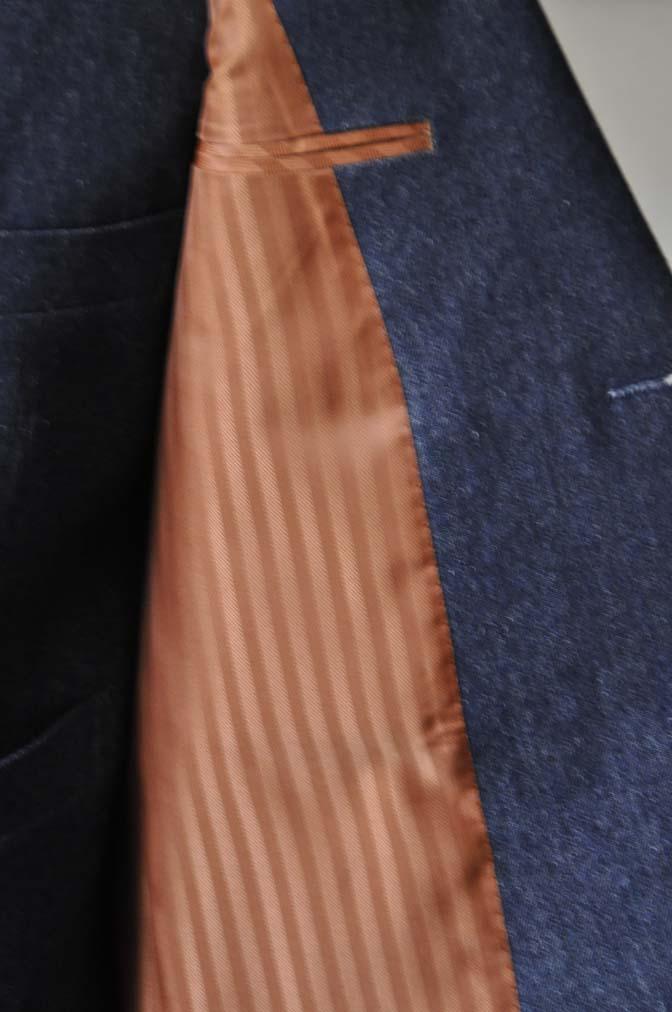 DSC0936-1 お客様のスーツの紹介- デニムスリーピース-