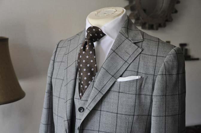DSC0950-2 お客様のスーツの紹介 名古屋の完全予約制オーダースーツ専門店DEFFERT