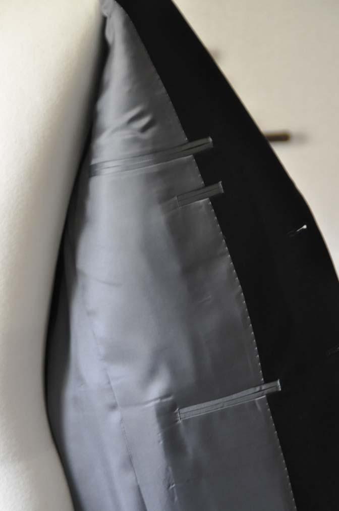 DSC0965-1 お客様のスーツの紹介-ブラックスーツ-