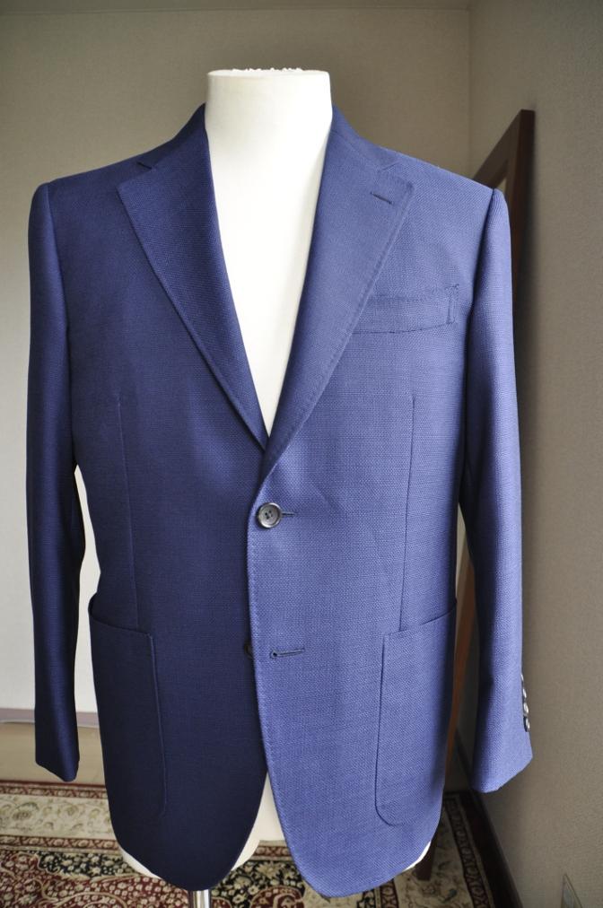 DSC0965 お客様のジャケット・パンツ-CANONICO ホップサック・LARUSMIANI コットン-