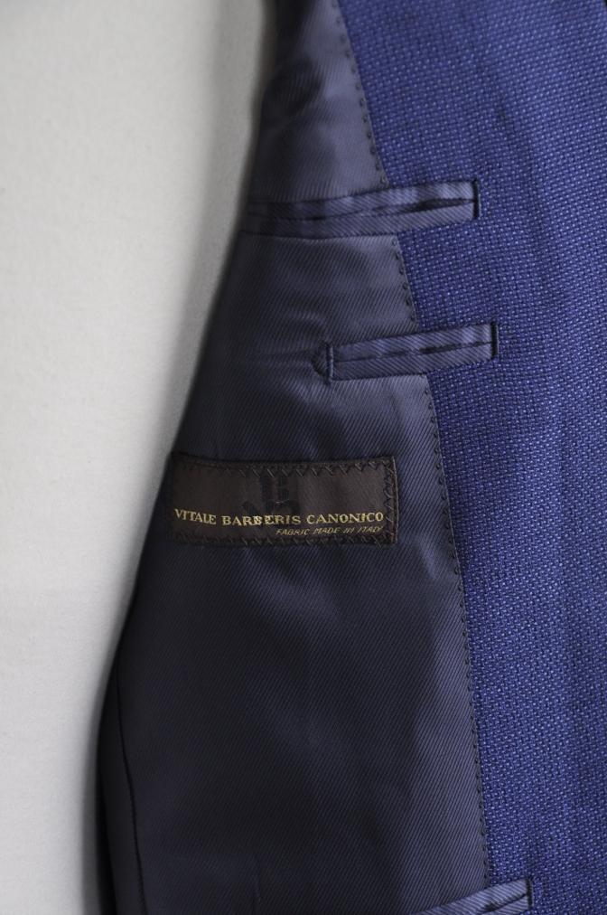 DSC0967 お客様のジャケット・パンツ-CANONICO ホップサック・LARUSMIANI コットン-