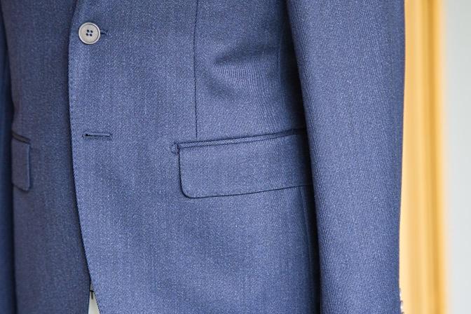 DSC09701 オーダージャケット、パンツの紹介-CANONICOグレースーツ-