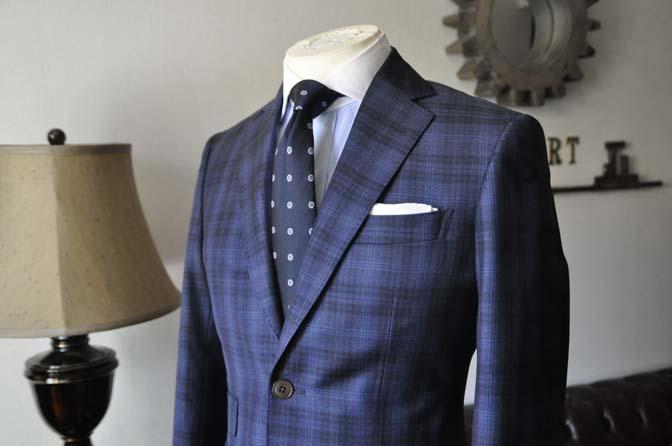 DSC0976-1 お客様のスーツの紹介 名古屋の完全予約制オーダースーツ専門店DEFFERT