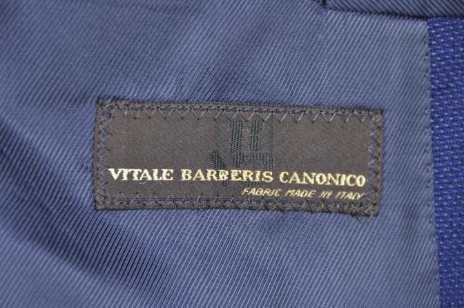 DSC0977 お客様のジャケット・パンツ-CANONICO ホップサック・LARUSMIANI コットン-