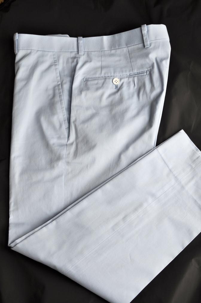DSC0979 お客様のジャケット・パンツ-CANONICO ホップサック・LARUSMIANI コットン-